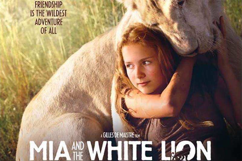 Mia And The White Lion Global White Lion Protect Trust