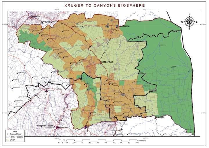 K2C Map